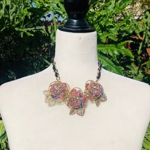 Betsey Johnson Prom Party Necklace